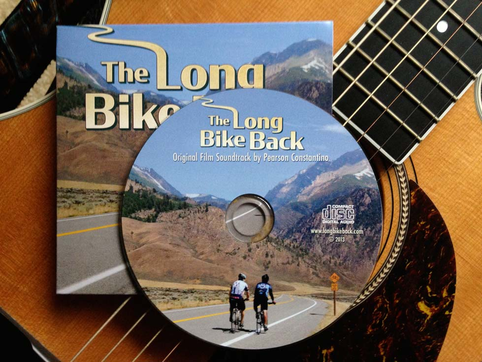 Long Bike Back CD